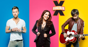 Lady Antebellum åpner 'Fan Fair X' under CMA Music Festival
