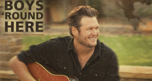 Blake Shelton med ny video &#8211; Boys Round Here