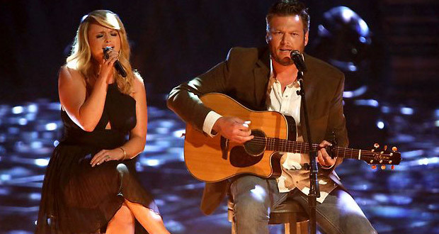 Blake Shelton & Miranda Lambert – «Over You»