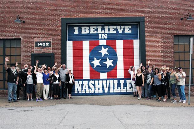 Belive in Nashville