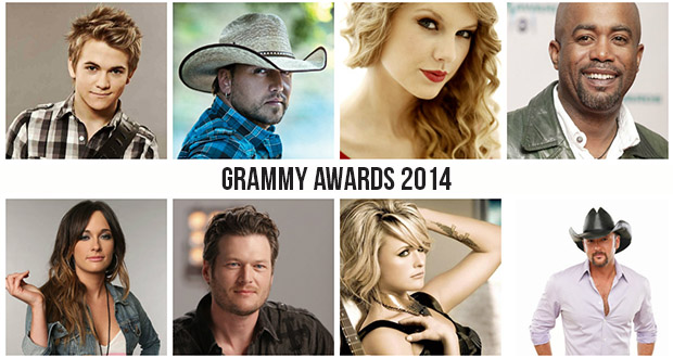 Grammy Awards 2014 nominerte
