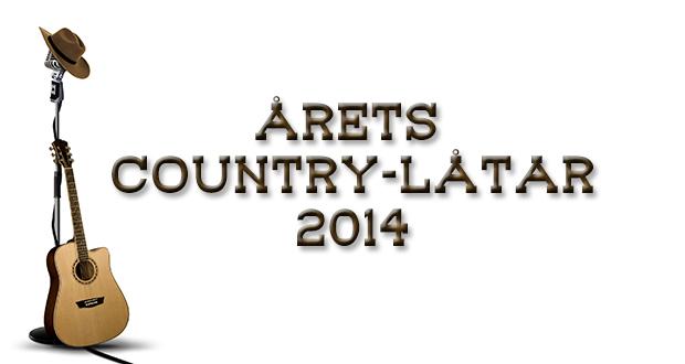 Årets Country-låtar - 2014