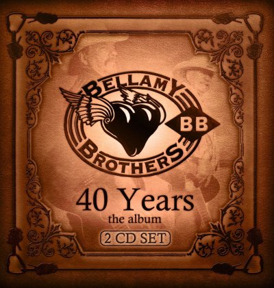 Bellamy Brothers: 40 Years,