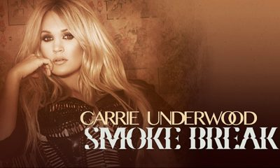 Carrie Underwood-Smoke Break