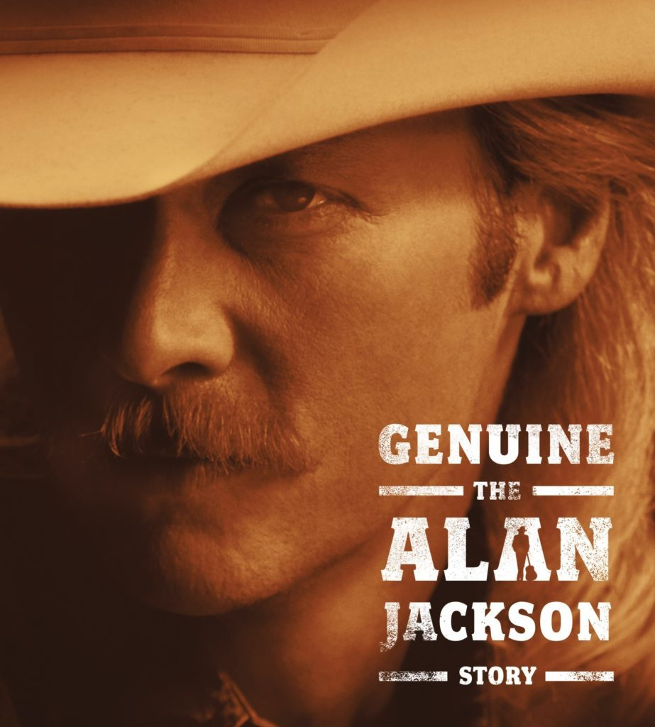 """Genuine: The Alan Jackson Story"", a definitive three CD career-defining anthology of music from country superstar Alan Jackson, to be released on Friday, November 6, 2015. (PRNewsFoto/Legacy Recordings)"