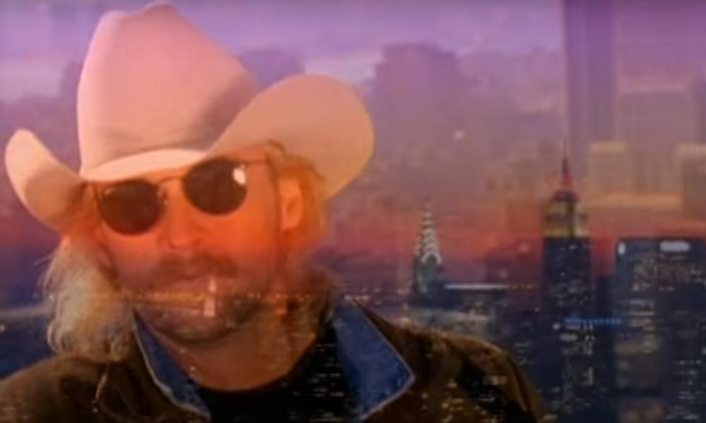Alan Jackson Gone Country