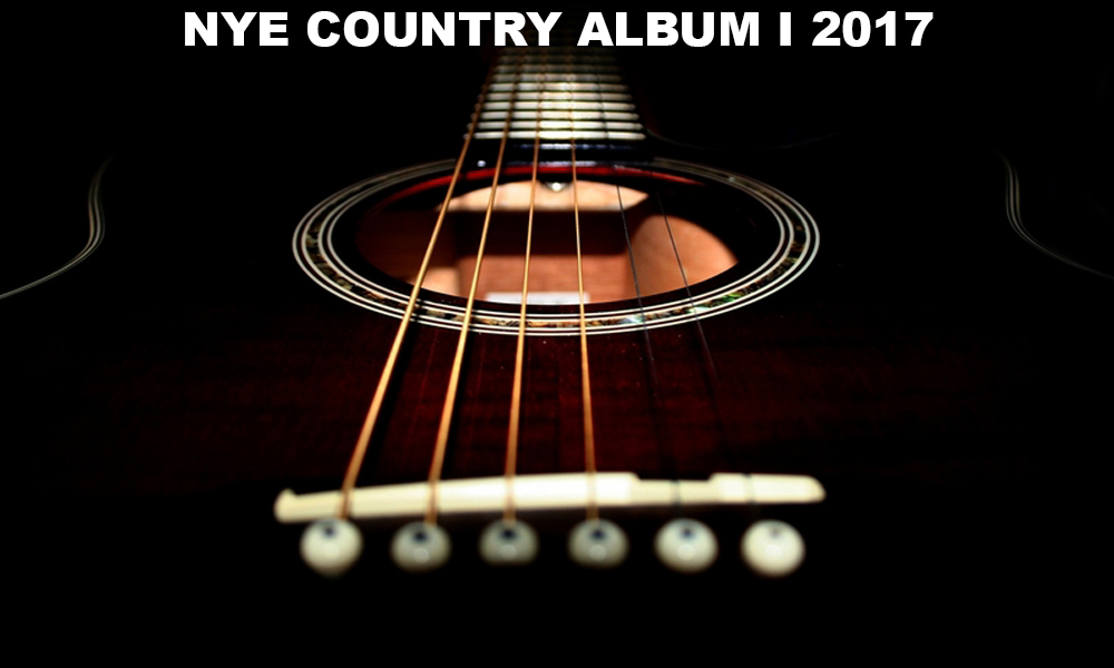 Country Music plateutgivelser