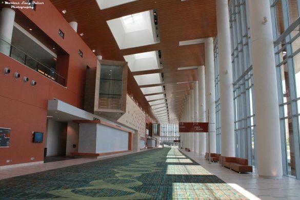 Inside Music City Center