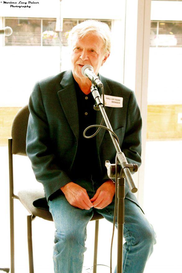 Nashville Songwriters Hall of Famer Larry Henley - Music City Center