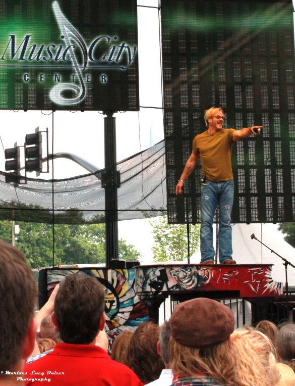 Phil Vassar - Music City Center opening