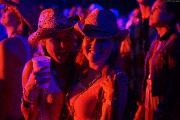 Cowgirls @ CMA Fest 2013