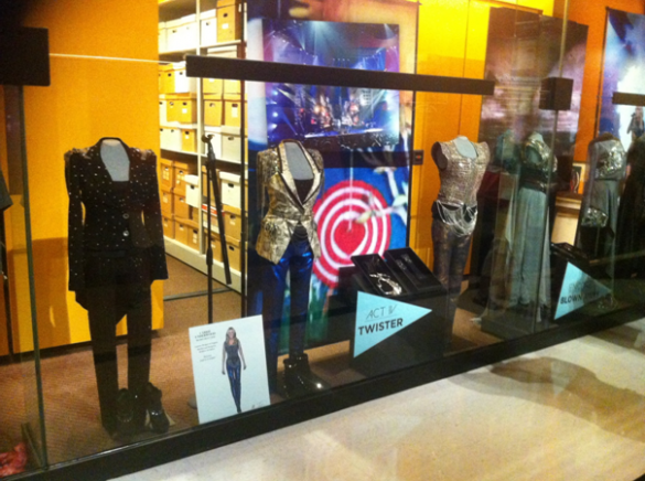 Country Music Hall of Fame - Carrie Underwood's Blown Away Tour