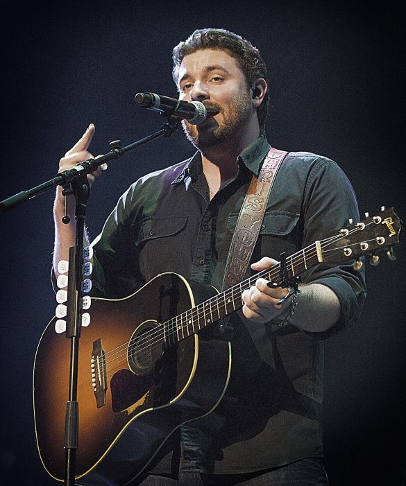 Chris Young, Oslo Spektrum 22/3/14