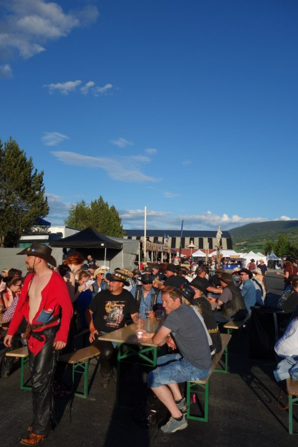 Country Music Festival Vinstra 2014
