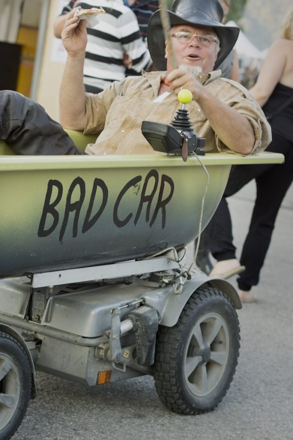 Stirling - Bad Car
