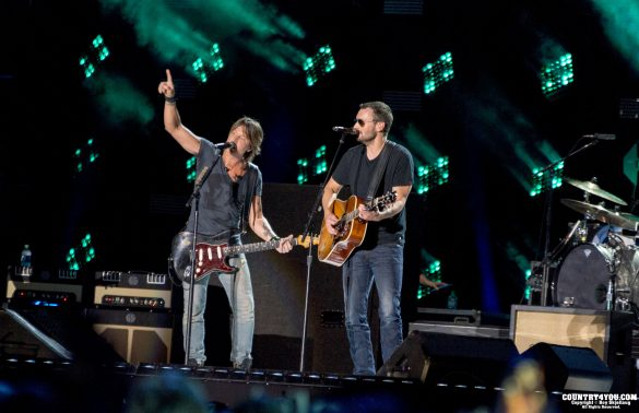 Keith Urban & Eric Church