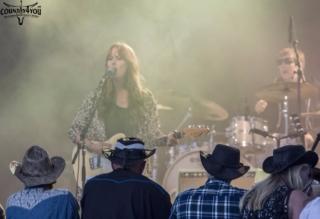 Hege Øversveen - Countryfestivalen Seljord 2015