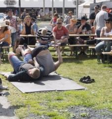 Countrymesterskap i Rævkrok - en god vending