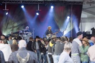Steff Nevers - Countryfestivalen Seljord 2015
