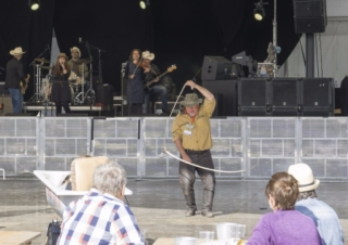 Countryfestivalen Seljord 2015