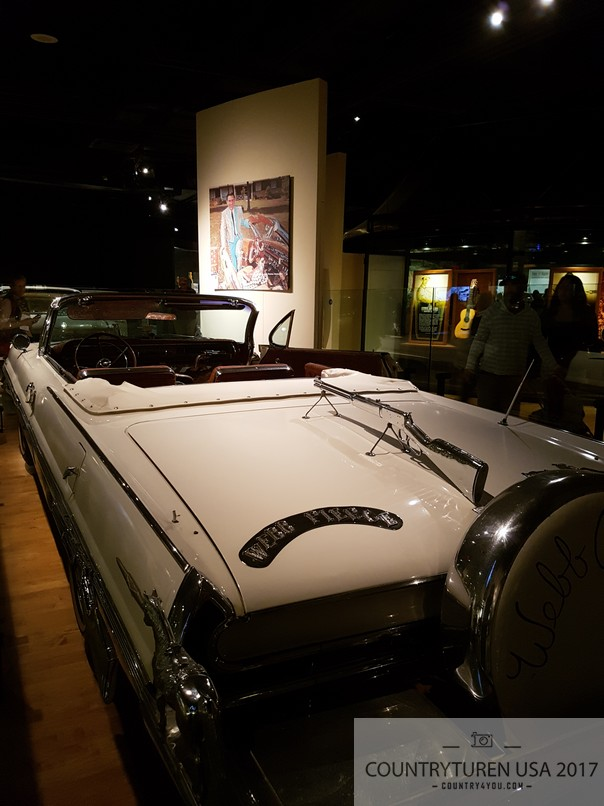 Country Music Hall of Fame, Nashville
