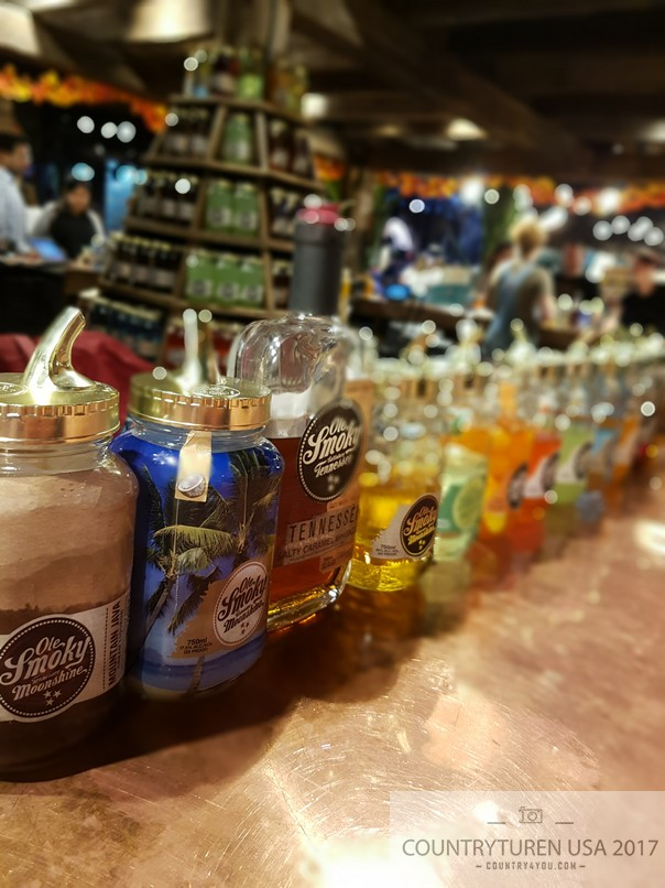Ole Smoky Moonshine, Gatlinburg