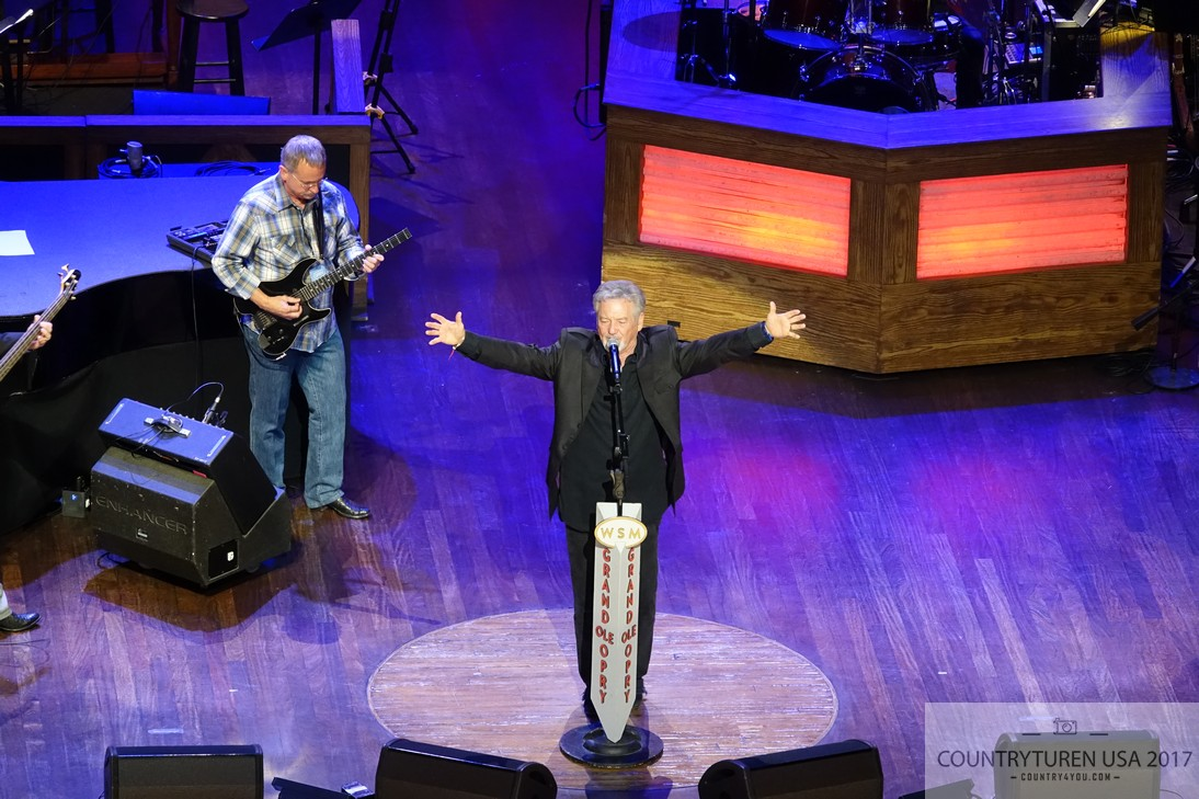 Grand Ole Opry, Nashville - Larry Gatlin
