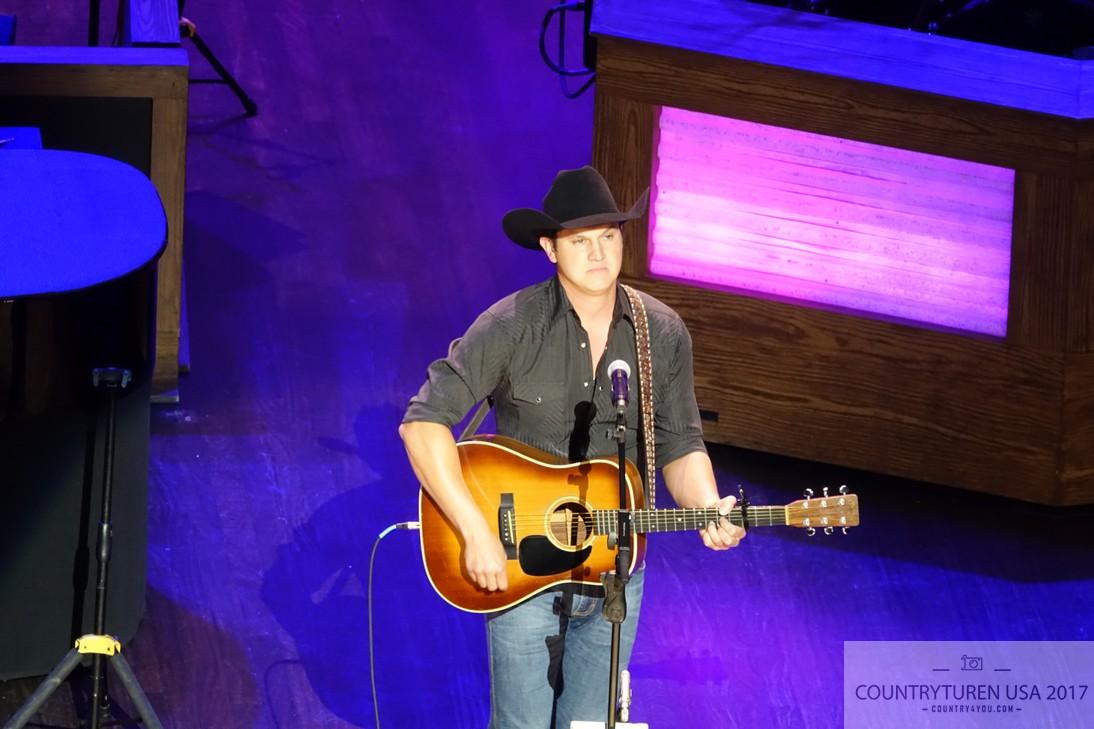 Grand Ole Opry, Nashville - Jon Pardi