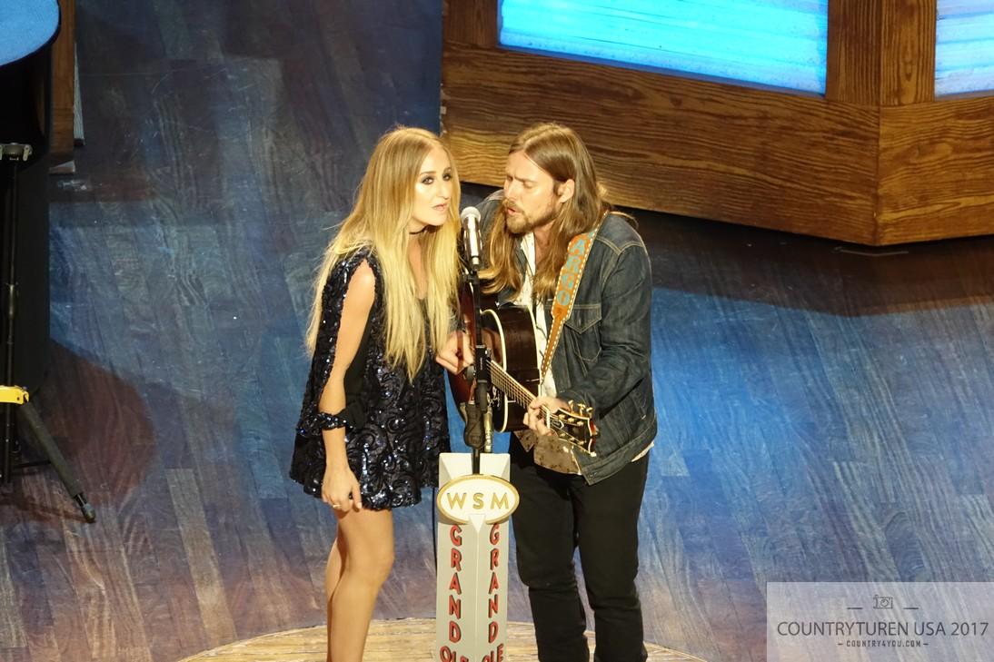 Grand Ole Opry, Nashville - Margo Price & Lukas Nelson