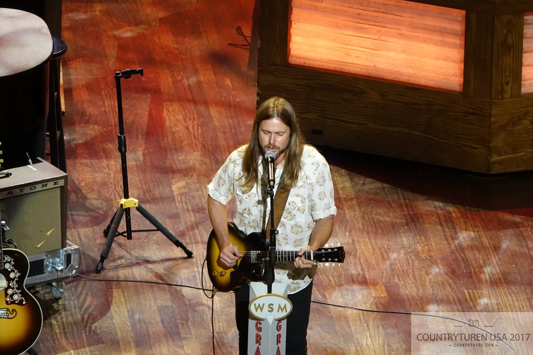 Grand Ole Opry, Nashville - Lukas Nelson (sønn av Willie)
