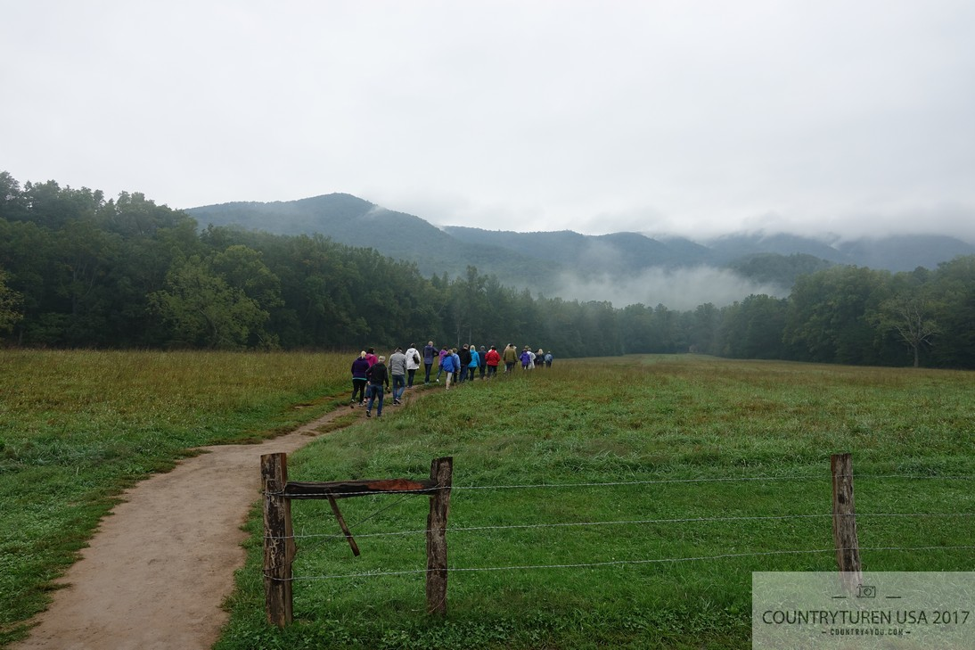 Cades Cove, Smoky Mountains