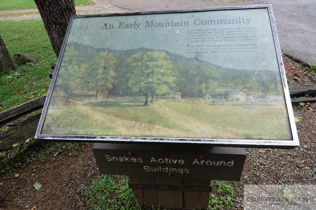 Cades Cove, Smoky Mountains