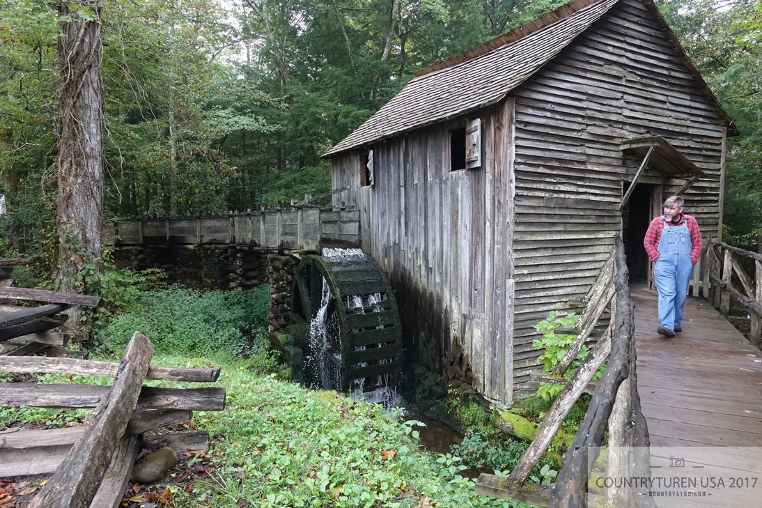 Cable Mill - Cades Cove, Smoky Mountains