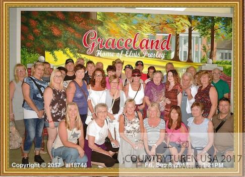 Gruppebilde Graceland