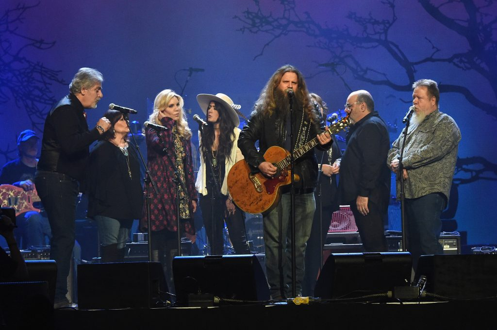 Jamey Johnson, Alison Krauss & friends