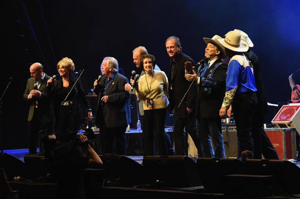 Grand Ole Opry stars