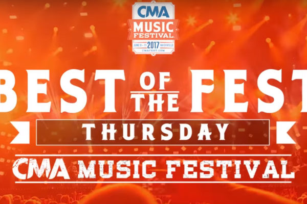 CMA Fest 2017