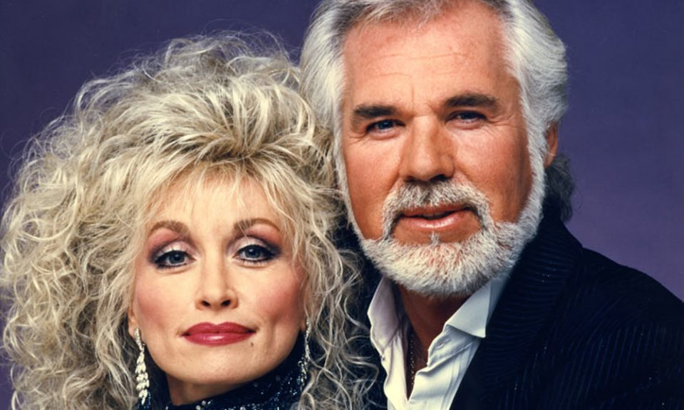 Kenny Rogers Sista Duett Med Dolly Parton Country4you