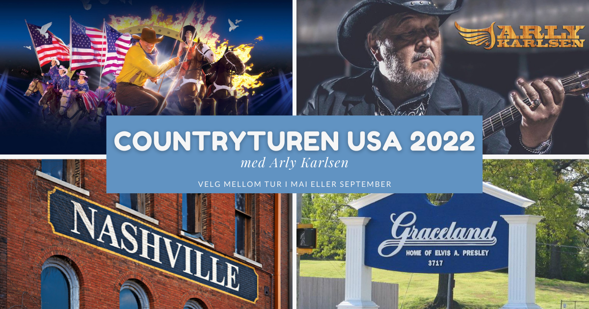 Countryturen USA 2022